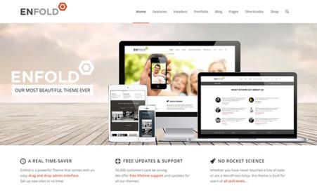 Template pago para WordPress