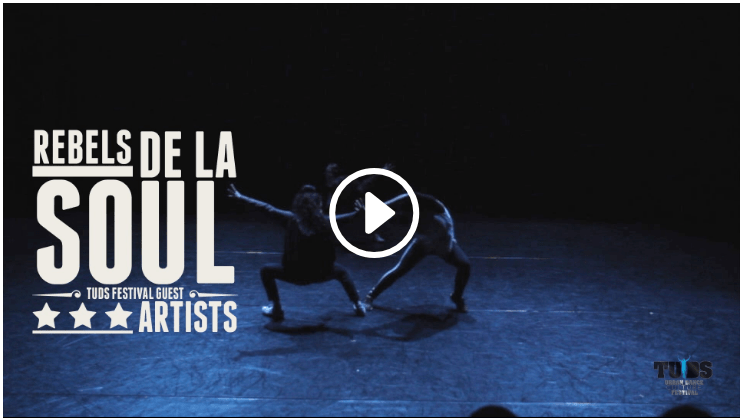 Rebels De La Soul – TUDS Throwback Artists