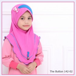 The Button (Pink/Blue) 142-02