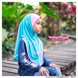 Marshmallow (LIMITED EDITION) Blue Baby Pink 190-05