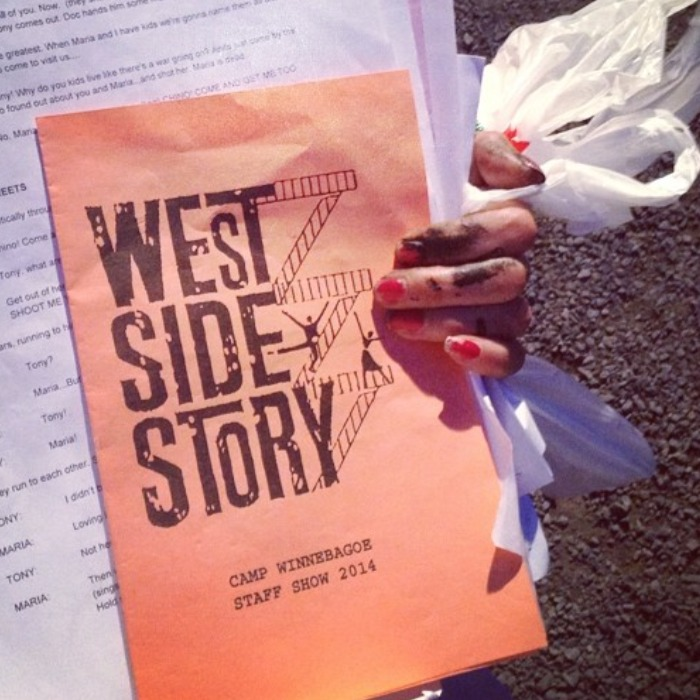 West Side Story, Camp
