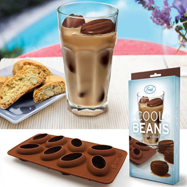 Cool Beans Coffee Ice Cubes TueNight.com