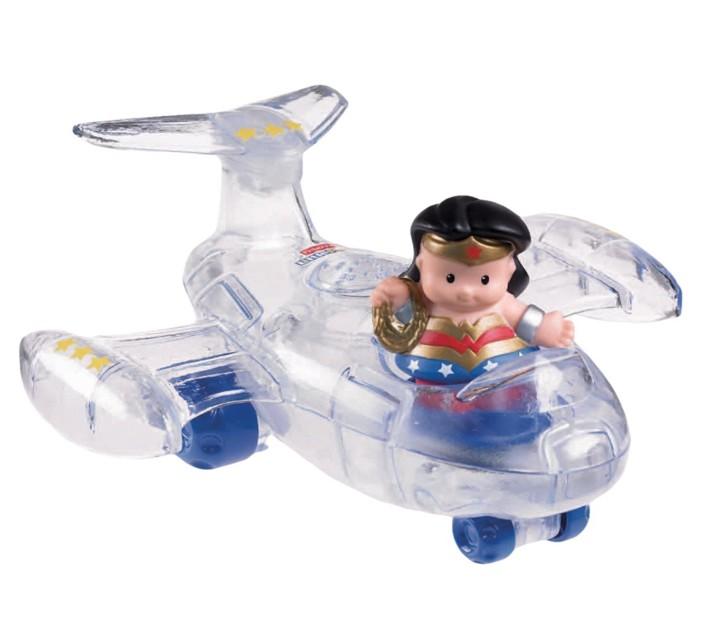 Wonder Woman Invisible Jet TueNight