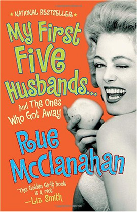 tuenight rue mcclanahan rerun my first five husbands memoir