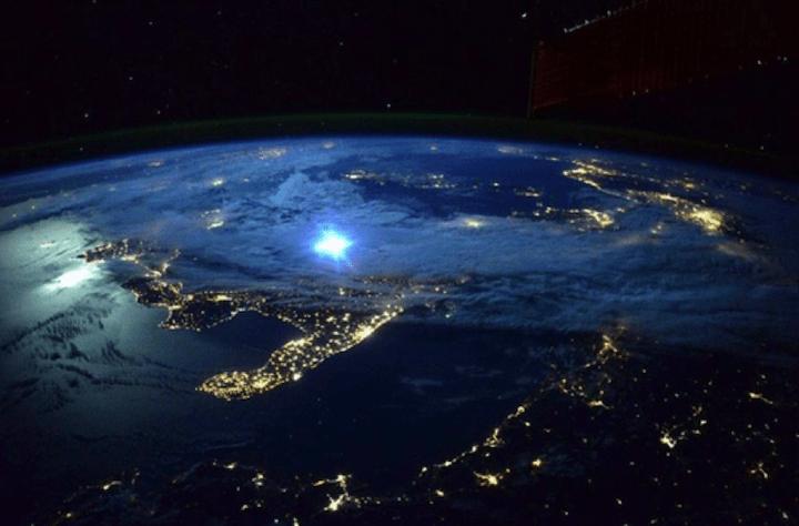 (Photo: Courtesy of NASA )