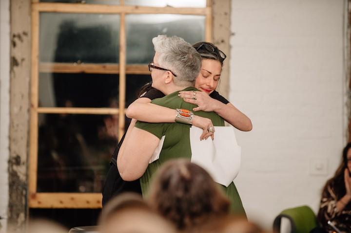 margit stacy hug