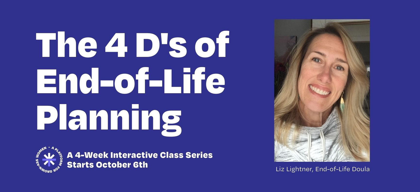 The 4 D's of end-of-life planning