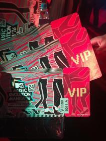 VIP Tickets <3