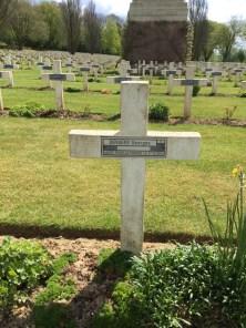 Tombe de Henri Louis PETIT
