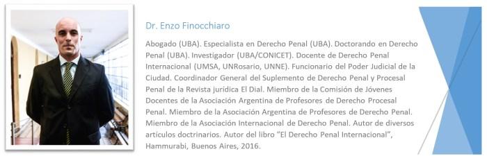 referencias Dr. Finocchiaro
