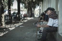 Los estudiantes de Ces2 realizaron diversos retos que llevaba comida y ropa a indigentes u organizaciones no gubernamentales que atendieran a esta población. Fotos de Lázaro Salmerón