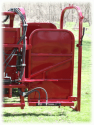 Hyd Rear Door Icon for Hoof Trimming Table