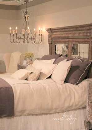 10 CREATIVE DIY HEADBOARD IDEAS   Tuft   Trim 10 Creative DIY Headboard Ideas  Mantle Headboard