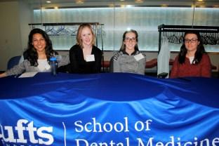 Meera Sahni, Johanna Hauer, Lauren Marzouca, and Jessie Reisig - Clinic Panel