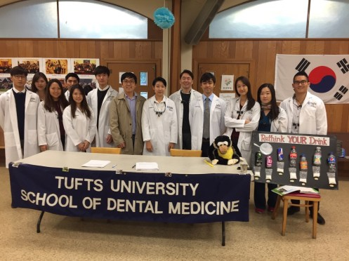 Group photo with Dr. Hur