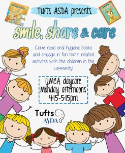 Smile, Share and Care @ Chinatown Wang YMCA