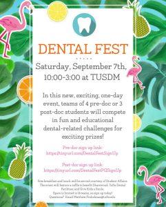 DentalFest @ Tufts Dental