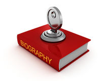 biography-book-lock-key-private-security-concept-d-render-illustration-42222303