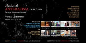 2020 National Anti-Racism Teach-In Virtual Conference