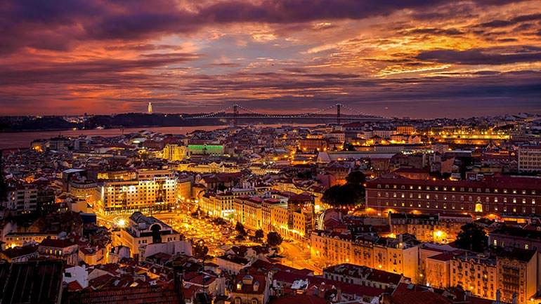 Best 6 sunset spots in Lisbon for every mood