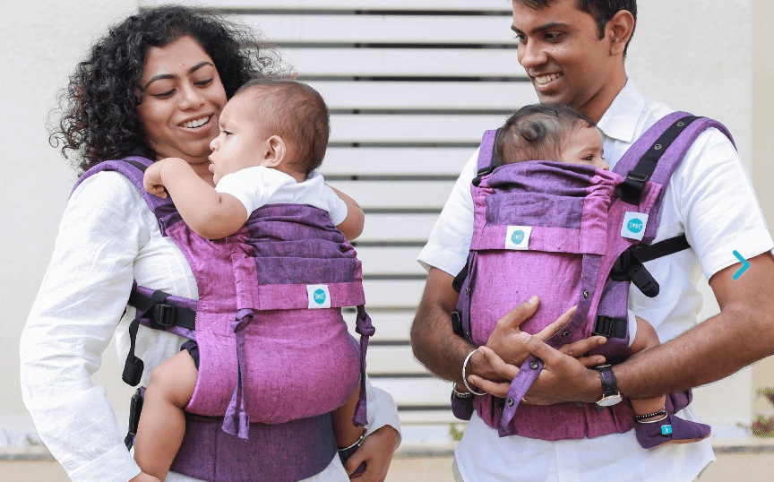 Quick Tips to find the right Baby Carrier