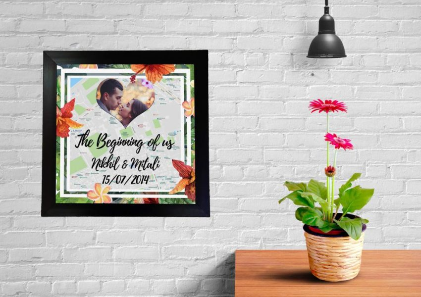 Personalised Photo Frames, Personalized Gifts, Unique gifts. Anniversary gifts, valentines gifts