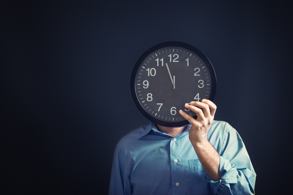 Time Isn't The Problem – YOU ARE