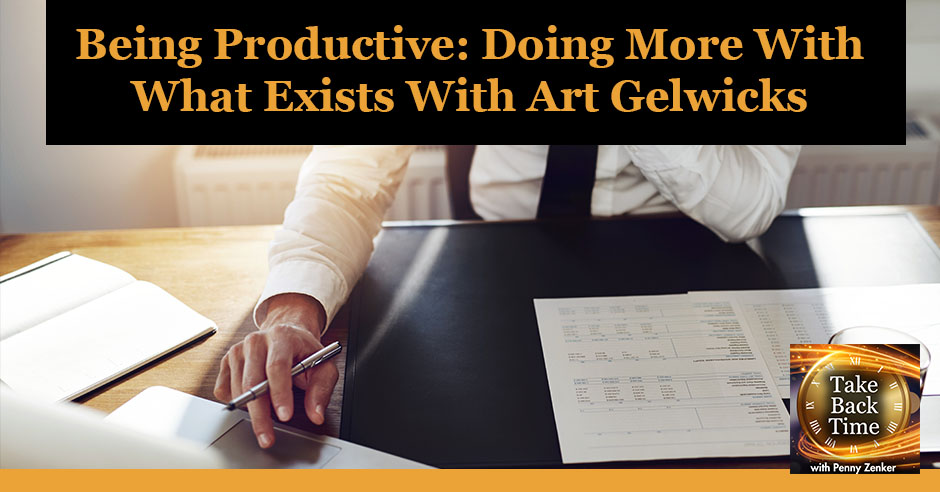 TBT 127 | Being Productive