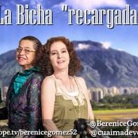 """@berenicegomez52 (AUDIO) LA BICHA """"recargada"""" - 10.2.2016"""