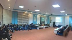 TÜGVA Bulancak'ta Müdür Bayrak'tan İnovasyon söyleşisi