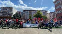 Yaz Okullarımıza 220 katılımlı Bisiklet Turu gerçekleştirdik