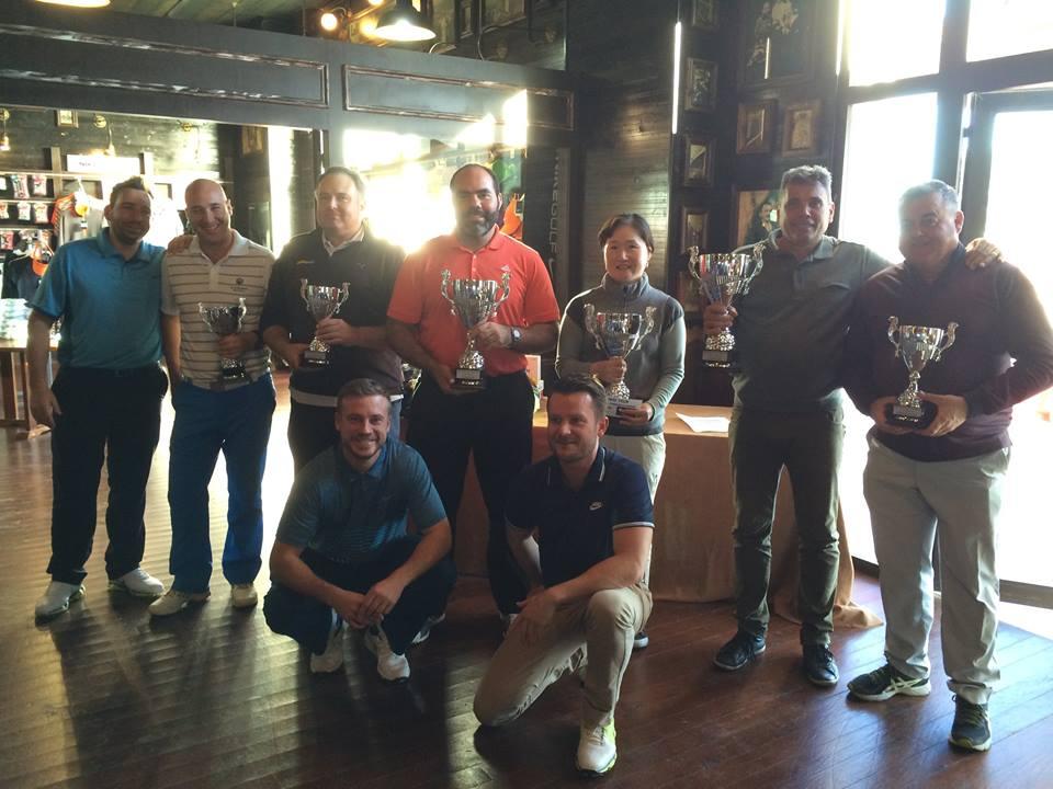 Ganadores Circuito Irm 2015