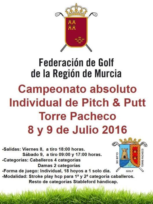 8/9 JUL Torre Pacheco