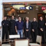 160924 hda, Equipo del Restaurante Casa Club