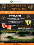 170617 HDA, Cartel del torneo