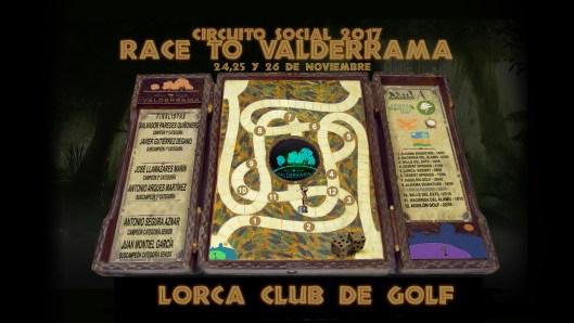 171126 VDR, Presentación del torneo