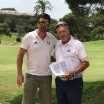 180707 LMN, Capitán del Lorca Club de Golf