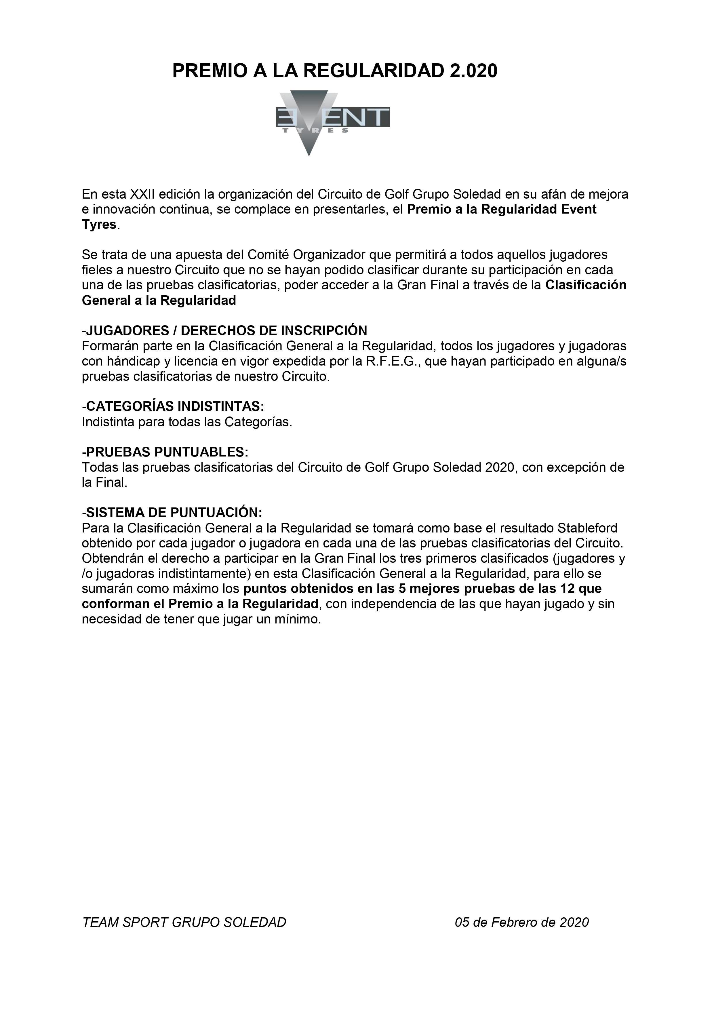 200328 PLA, Reglamento del circuito (5)