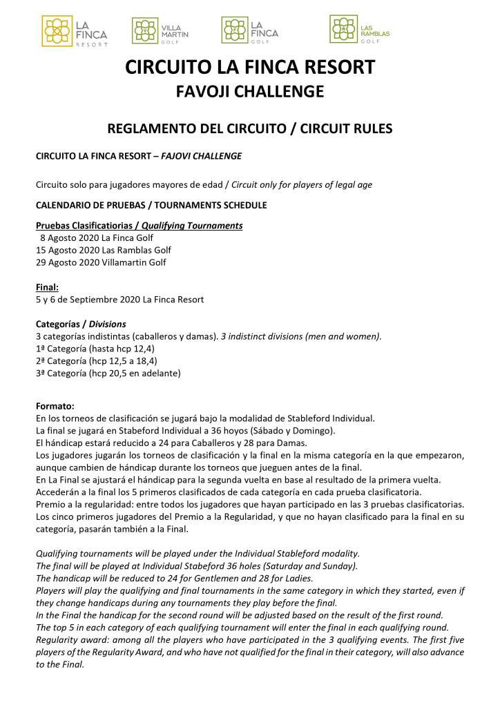 200808 FIN, Reglamento (1)