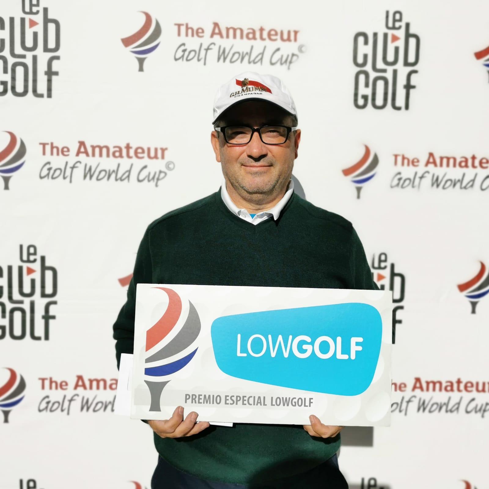 201226 HDA, Ganador Premio especial Lowgolf (hoyo 12)