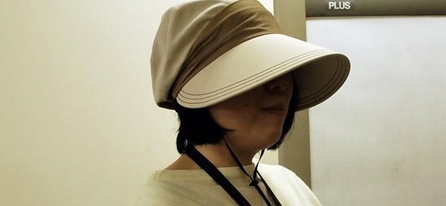 日焼け 帽子 おしゃれ