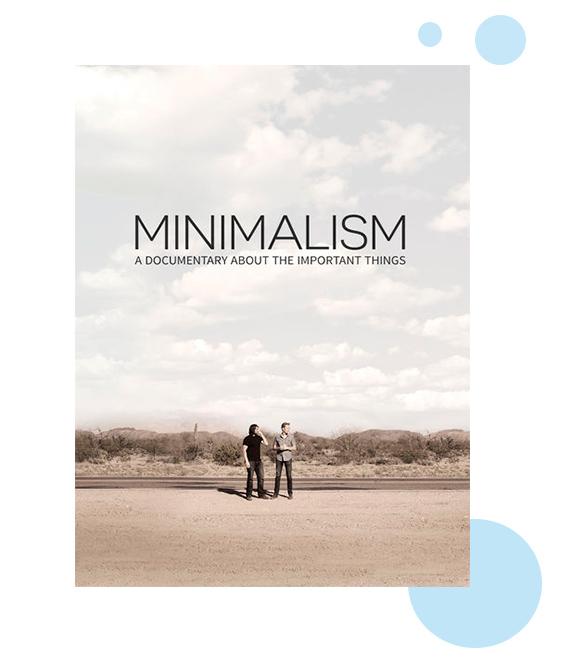 Poster Minimalism en Tuhistoriapersonal.com
