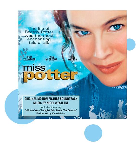 Poster de Miss Potter en Tuhistoriapersonal.com