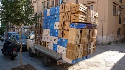 Transporte de cajas