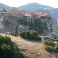 Monasterios de Meteora, Kalambaka, Grecia