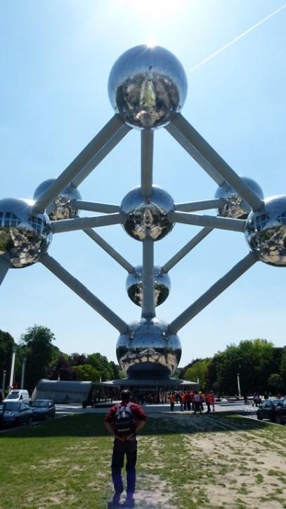 Atomium Bruselas (3)
