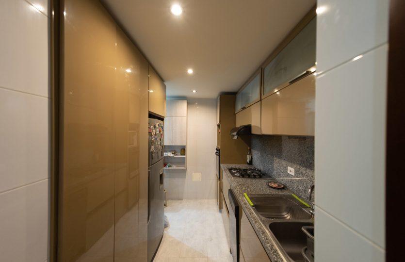 Se vende Apartamento en Pontevedra Bogota de 103m2 Cocina Integral