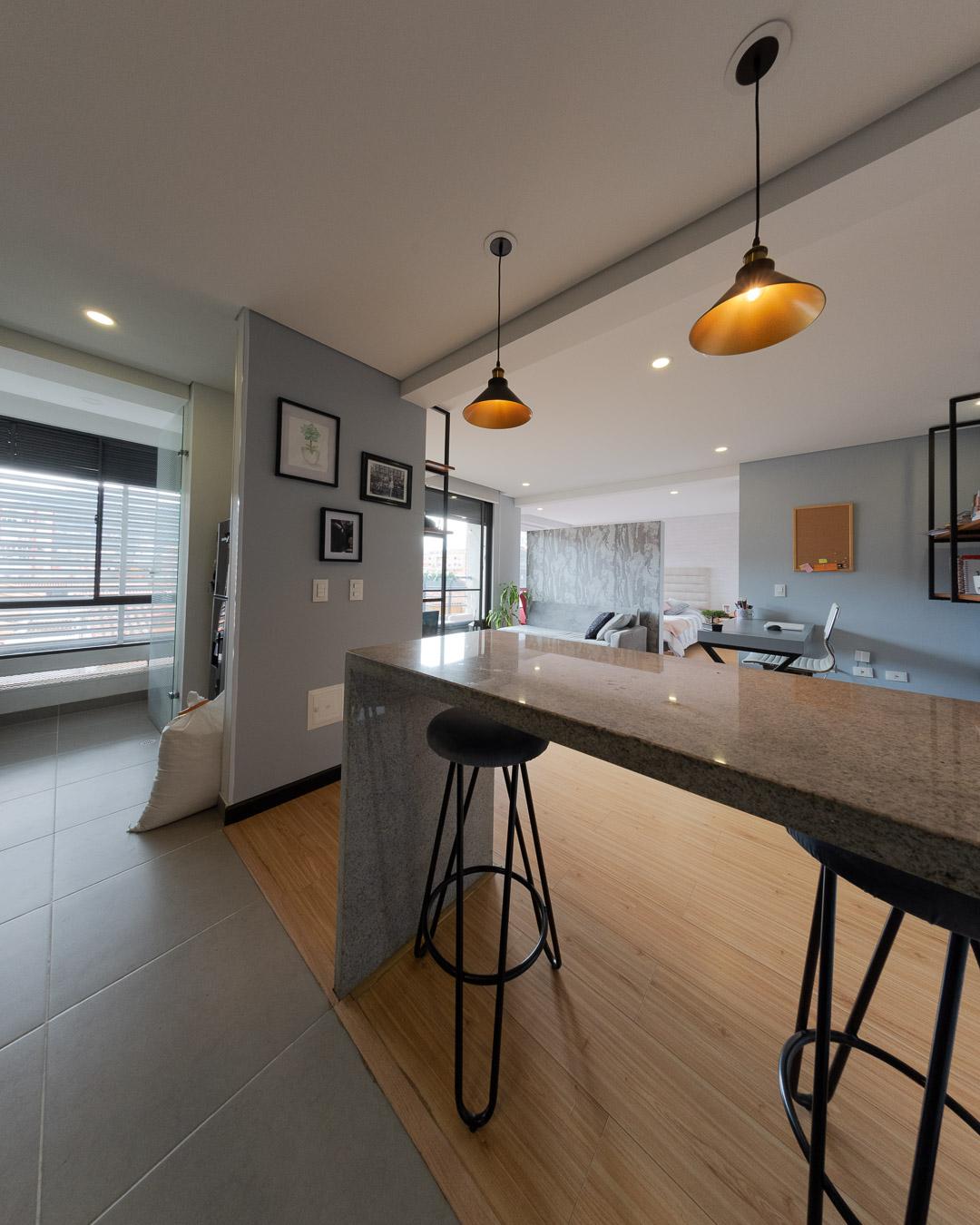 Apartamentos tipo loft Bogota