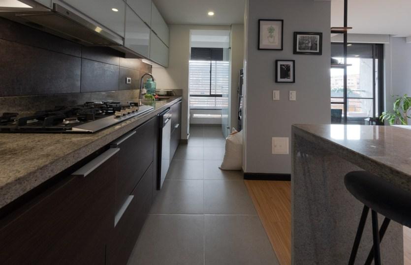 Se vende apartamento en Cedritos 3er piso - Cocina 1