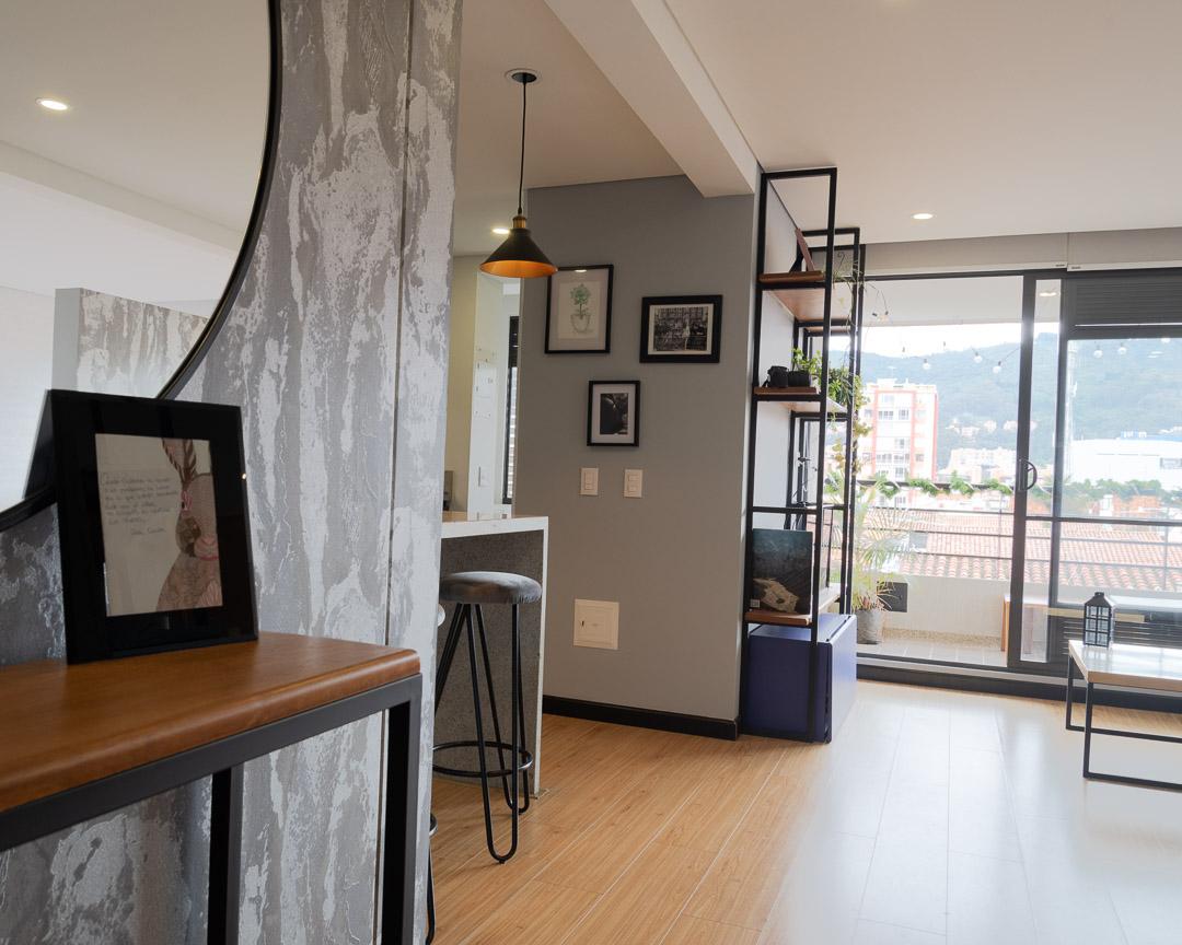 Se vende apartamento en Cedritos 3er piso - Sala 3